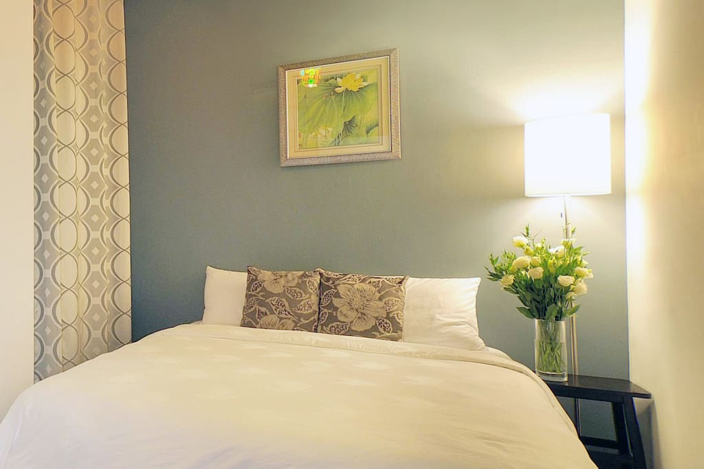 Campbell Room (1 double bed for 2 pax)