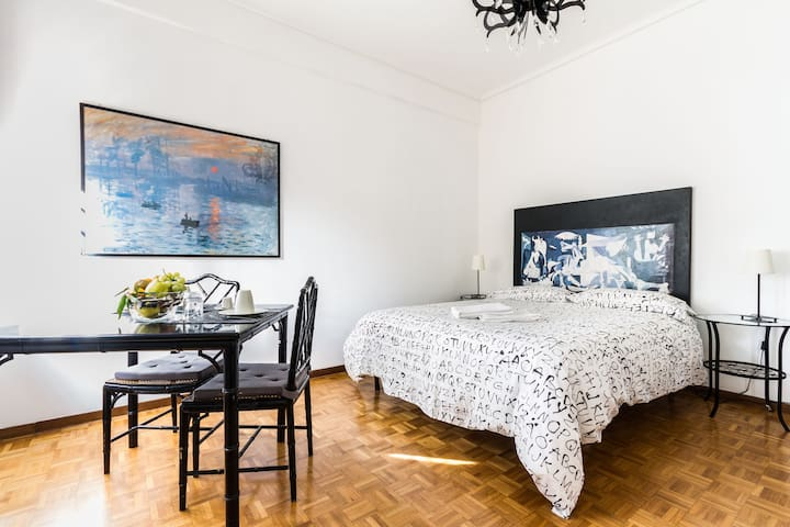 Aibnb Indipendent-room Monteverde - Roma - Pousada