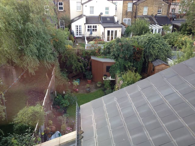 View of our garden!