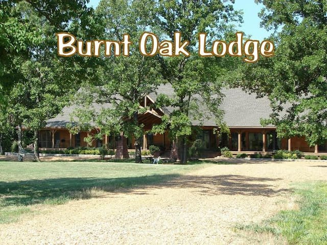Burnt Oak Lodge - Crawford - Bed & Breakfast