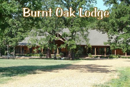 Burnt Oak Lodge - Crawford
