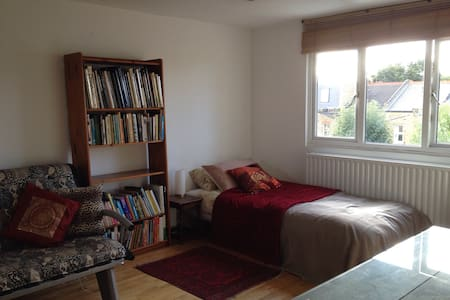 Large room with en suite Twickenham - Isleworth