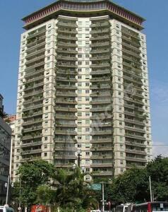 Best view at downtown São Paulo