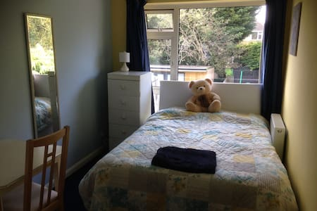 Sunny double bedroom - Room only