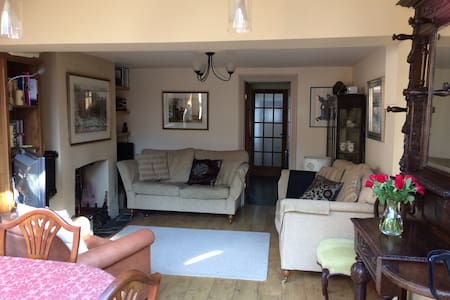 Country cottage nr Gatwick Airport - Balcombe - Rumah
