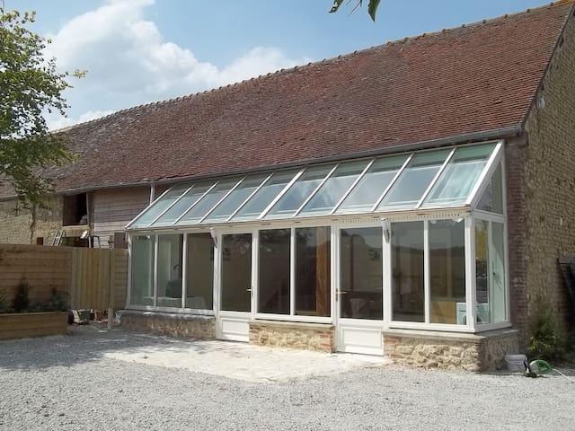 Gite du Perche - Saint-Ouen-de-Sécherouvre - Huis
