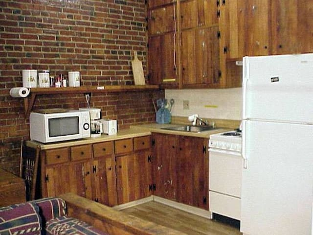 Furnished studio w/full kitchen - Higginsport - Apartment