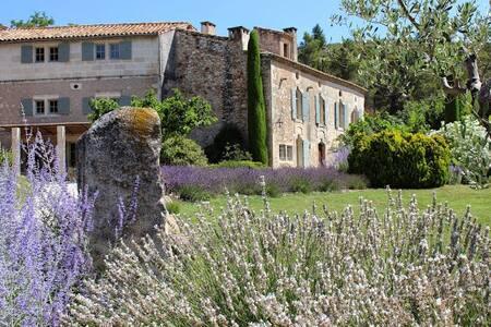 Très beau mas aux Baux de Provence