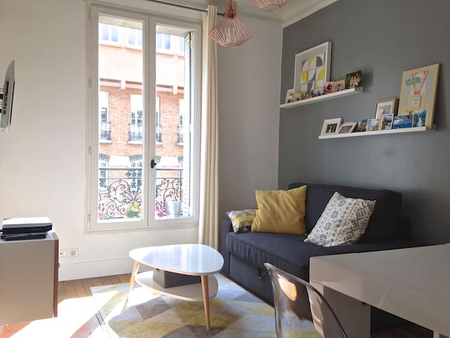 Paris Trendy Apartment - Paris - Apartemen