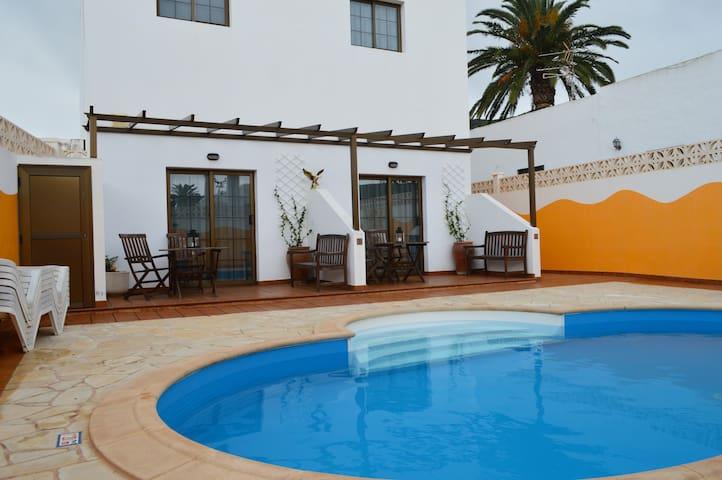 Casa la Ermita 1A - Máguez - Leilighet