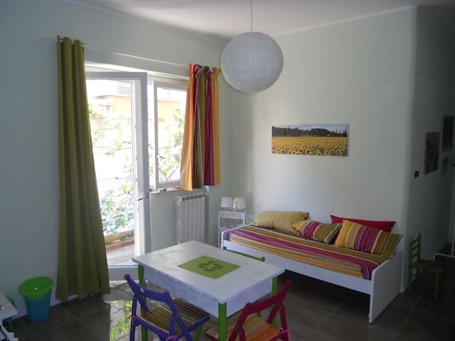 Hospitalia B&B, Villa Adriana - Tivoli - Aamiaismajoitus