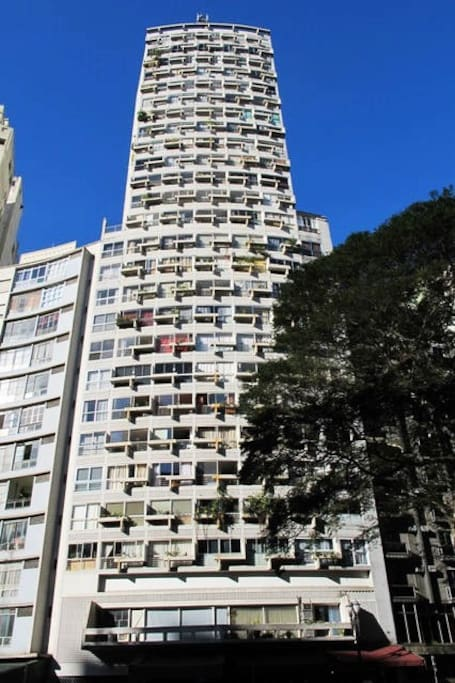 Flat for rent in central s o paulo apartments for rent for Apartments in sao paulo brazil