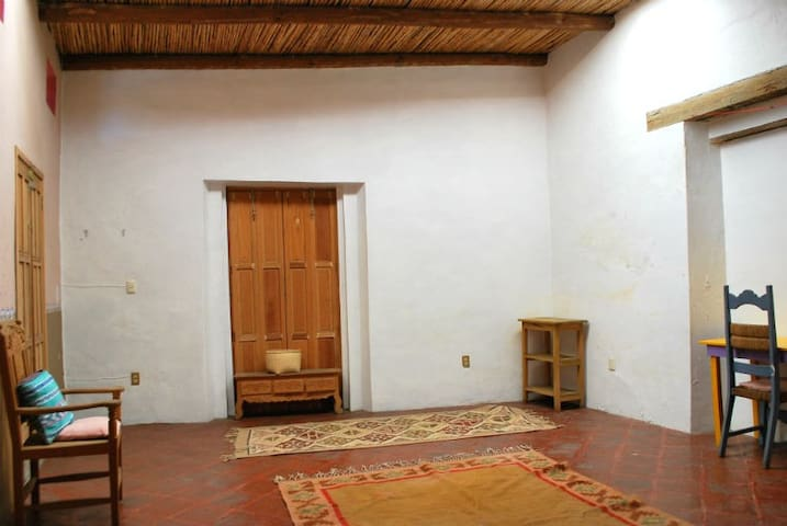 The Artist's Residency Studio. Lots of natural light and room to create. Perfect for all types of artists.