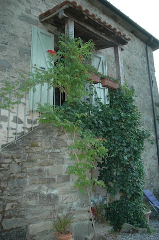 Monolocale con vista sulle montagne - San Marcello Pistoiese - Daire
