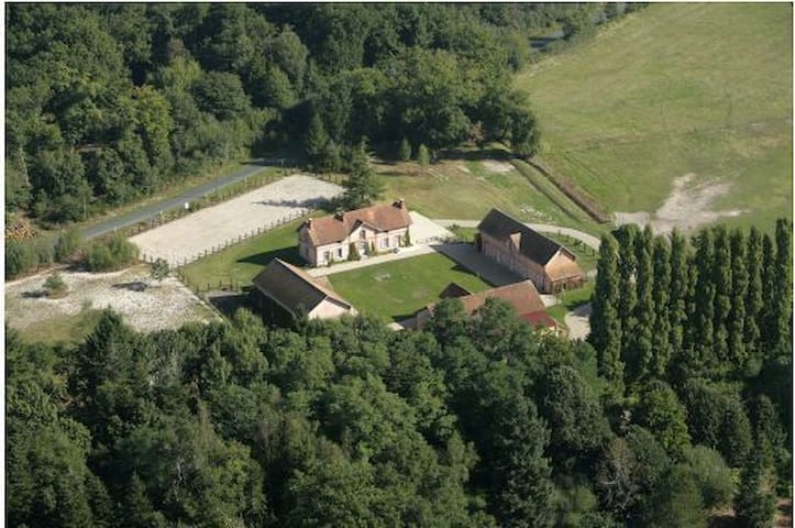 Studio polo : 2 personnes max - Neung-sur-Beuvron - Huis
