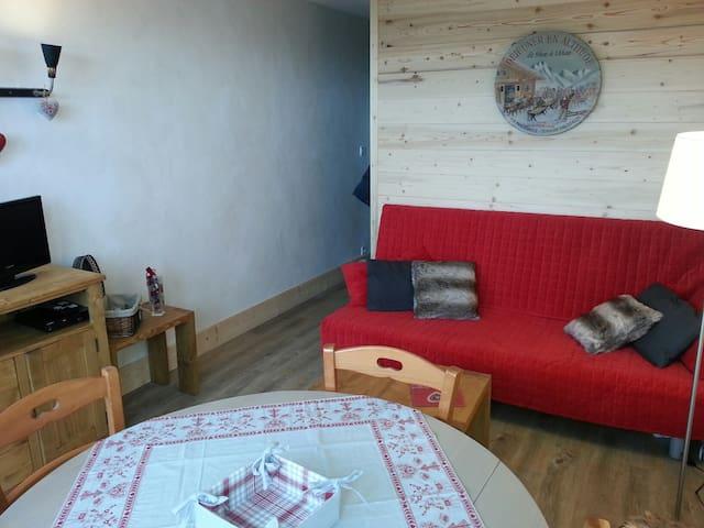 Appartement rénové La Plagne - Aime