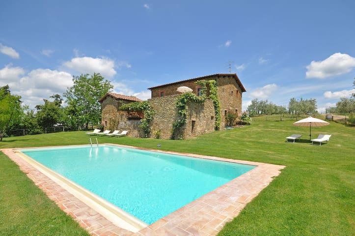 Podere Orietta - Orietta 3, sleeps 2 guests - Bucine - Apartment