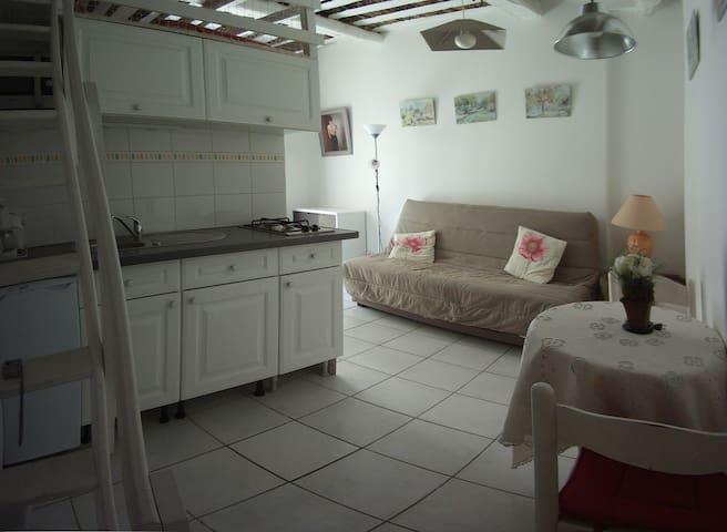 U Lampione Appartement Tulipe - Oletta - Casa