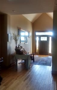Wine country farm with great views. - Dundee - Bed & Breakfast