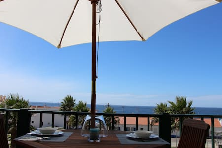 T1 amazing with pool100m beach.Dream Beach 31459AL - Ericeira - Apartament