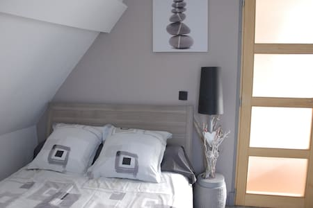 Chambre Cléome - Arques-la-Bataille - Bed & Breakfast