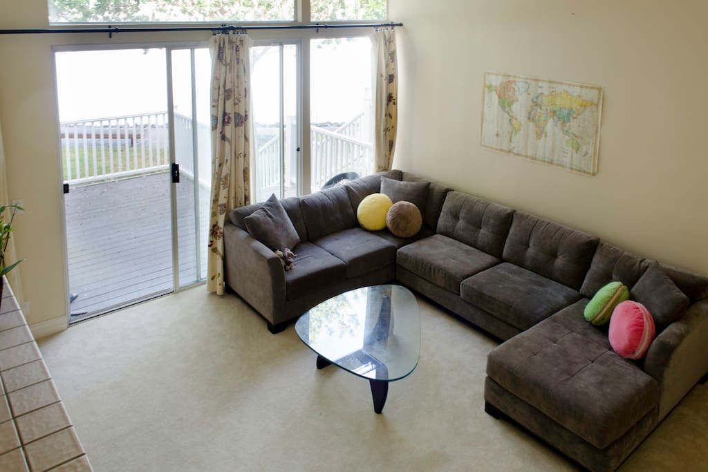 living room redwood city waterfront 1 br priv bath parking houses for rent in 16748