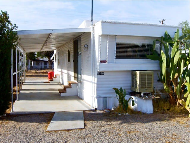 mobile home  private lot/w. mt view - Inyokern