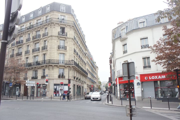 Great apartment near montparnasse - Paris - Lägenhet