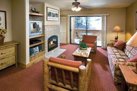 Red River NM Resort 2BR, FREE WiFi! - Red River