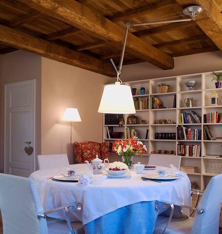 Deliziosa villa di campagna - Nibbiaia - Bed & Breakfast