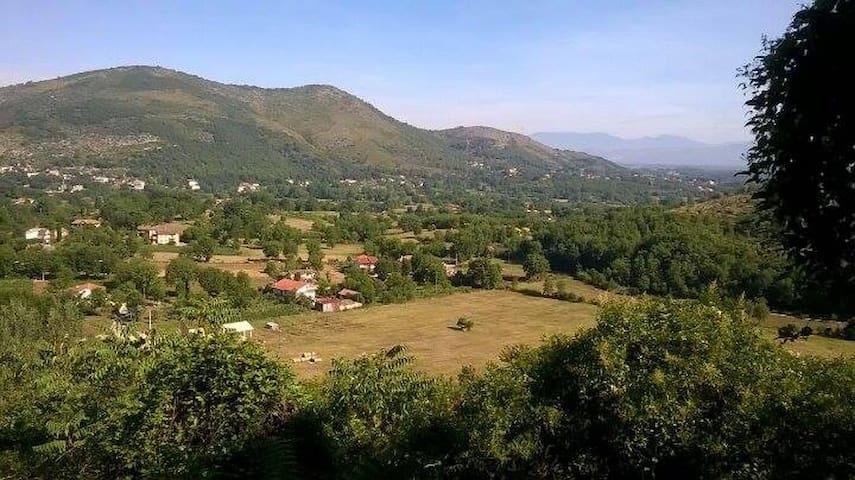 Casa nel Parco dei Monti  Aurunci - Monticelli - Apartamento