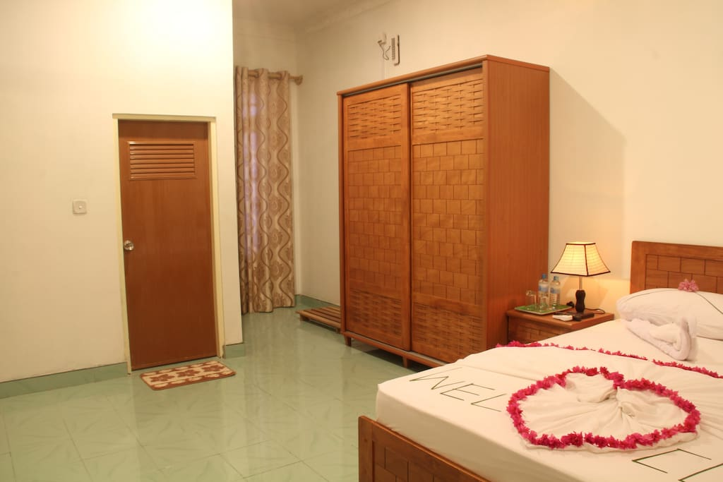 Double/Twin room. Comfortable and spacious rooms.