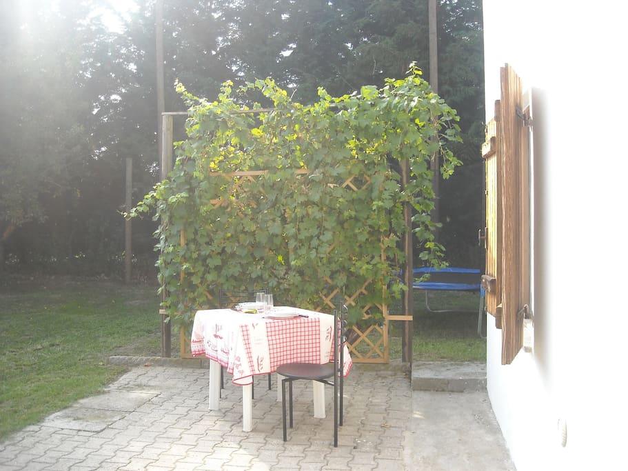 L' esterno