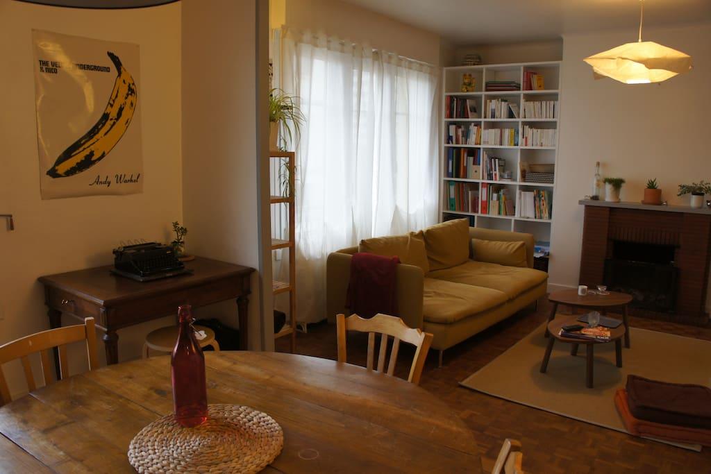 Chambre agr able en centre ville appartamenti in affitto for Chambre en ville vidal