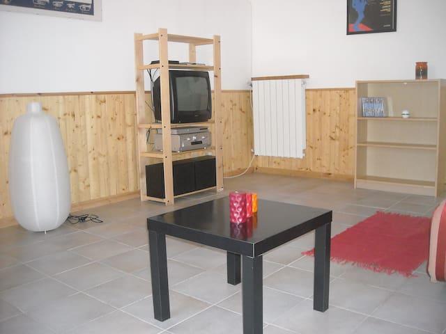 Tranquilla casa in campagna - Cavour - บ้าน