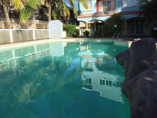 Residence Plein Soleil , Pereybere - Grand Baie - Apartment