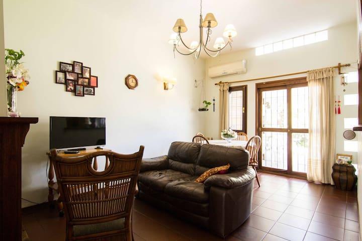 Habitación privada en casa de famil - Montevideo - Maison