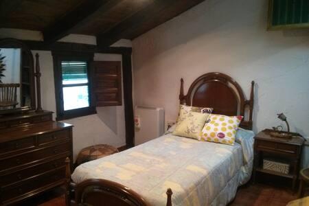 Habitación individual y espaciosa - Bed & Breakfast