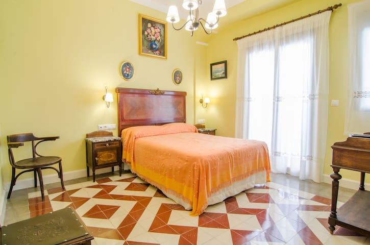 Apartamentos Salmerones (2/4 pax) 2º Floor - Alhama de Granada - Apartment