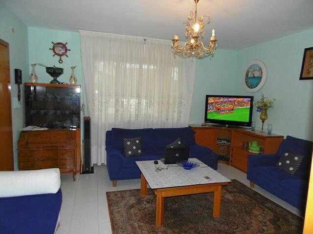 Quadrilocale con garage vicino mare - Marotta - Apartment