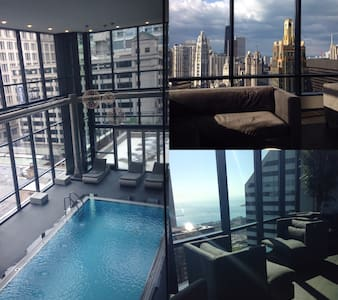 Luxury ap. best location in Chicago