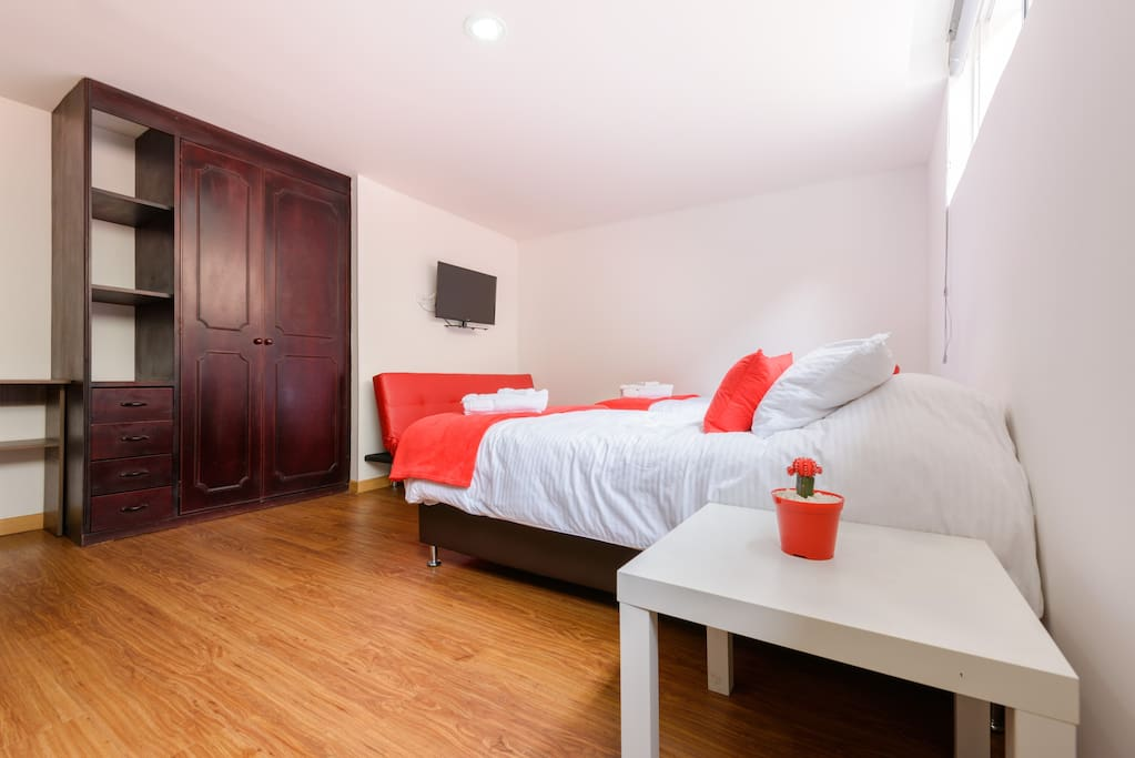 CAMA MATRIMONIAL o 2 camas individuakes