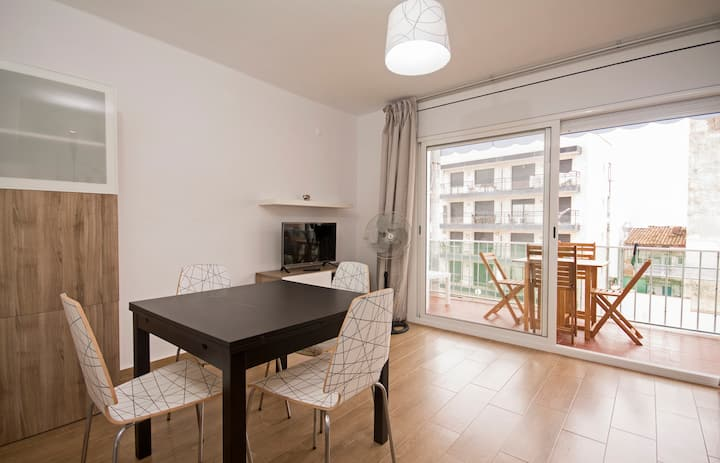 Flat in Calafell 80 m from beach