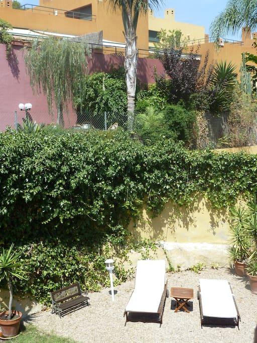 Jardín privado 2