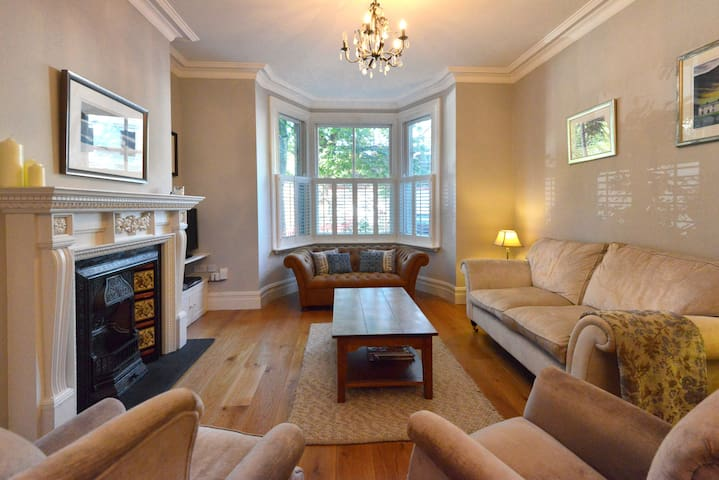Chic Victorian in trendy Pontcanna - Cardiff - House
