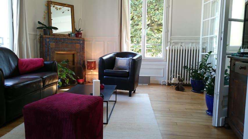 Jolie maison à 15 minutes de Paris - Bondy - House