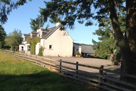 Very peaceful Highland Croft B&B - Beauly