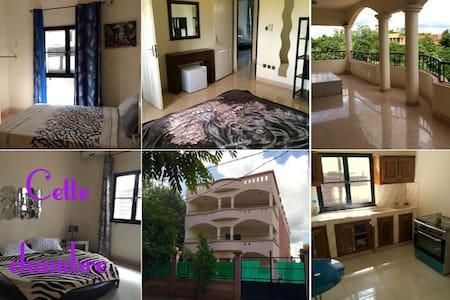 appart les hirondelles - Bamako - Wohnung