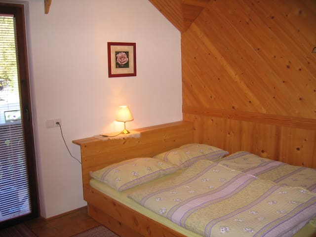 Privat room - Stara Fužina - Bed & Breakfast