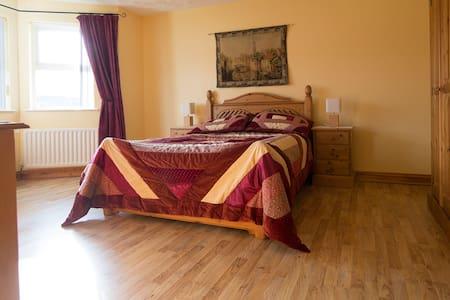 3 hermosas habitaciones cerca de los GobbinsCliffs - Islandmagee - Rumah